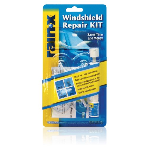 Fix a Windshield with Rain-X Review 1
