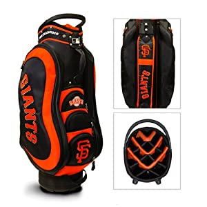 San Francisco Giants MLB Cart Bag - 14 way Medalist - TGO-97335 by Team Golf