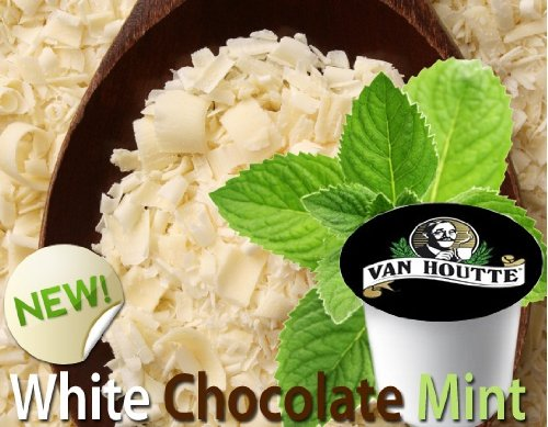 Van Houtte WHITE CHOCOLATE MINT &#8211; Box of 24