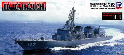 ピットロード 1/350 海上自衛隊 護衛艦 DD-107 いかづち JB15