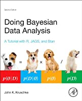 Doing Bayesian Data Analysis, 2nd Edition: A Tutorial with R, JAGS, and Stan
