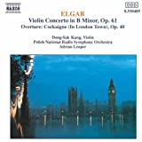 Dong-Suk Kang/Polish Nrso/Leap Elgar - Orchestral Works / Violin Concerto in B Minor Op. 61