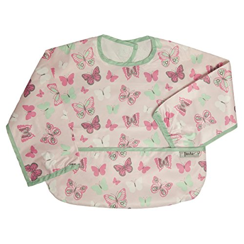 Long Sleeve Medium Waterproof Coverall w/Flip Pocket, Butterfly