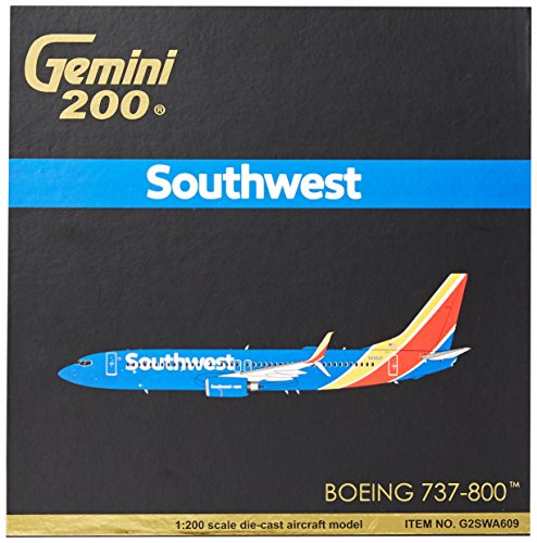 Gemini200 Southwest Airplane Model (Southwest Airlines Model compare prices)