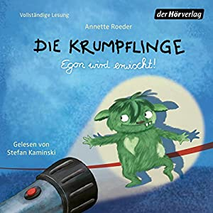 Egon wird erwischt! (Die Krumpflinge 2) Hörbuch