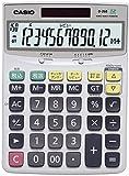カシオ スタンダード電卓 計算チェック デスクタイプ 12桁 D-260-N