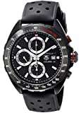 TAG Heuer Men's CAZ2011.FT8024 Analog Display Swiss Automatic Black Watch
