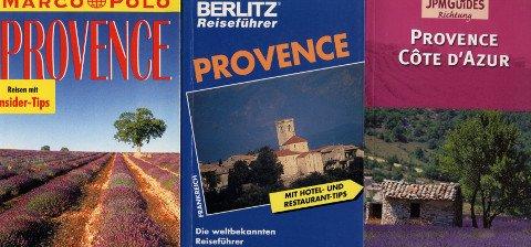 3 Reiseführer: Provence Frankreich / Marco Polo