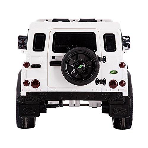1998 Land Rover Rangerover 2 5 Dse Blue Car For Sale: Aosom 12V Land Rover Defender Kids Electric Ride On Car