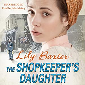 The Shopkeeper's Daughter Audiobook