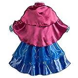 GarmentHolyland アナと雪の女王 ディズニードレス プリンセス コスプレ衣装 ハロウィンコスチューム 110