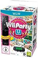 Wii Party U + Télécommande Wii U Plus - noire