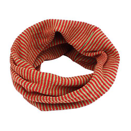 TAORE-Knit-Woolen-Baby-Scarf-Neck-Winter-Warmer-Neckerchief-Green