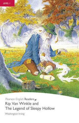 Penguin Readers Level 1 Rip Van Winkle and The Legend of Sleepy Hollow (Pearson English Graded Readers)