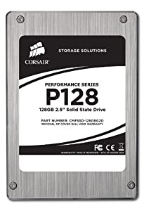 Corsair SATA II 3.0Gb/s 128 GB Performance Series Internal Solid State Drive (CMFSSD-128GBG2D)