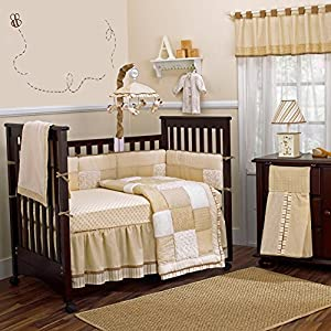 Snickerdoodle 14 Piece Baby Crib Bedding Set by Cocalo