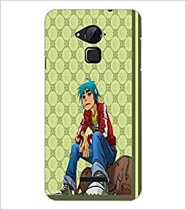 PrintDhaba Cartoon D-4289 Back Case Cover for COOLPAD NOTE 3 LITE (Multi-Coloured)