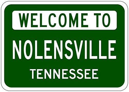 Nolensville City Sign