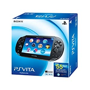 PlayStation Vita 3G/Wi-Fi Launch Bundle - Only $299.99 + FREE Shipping
