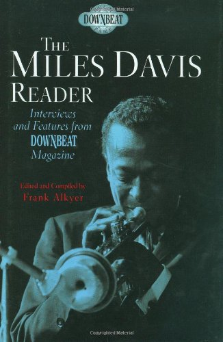 Down Beat Hall Of Fame Series The Miles Davis Reader