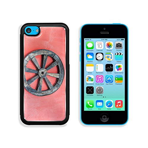 MSD Premium Apple iPhone 5C Aluminum Backplate Bumper Snap Case IMAGE ID 35946043 Old wagon wheel and a red wall near Cotopaxi Volcano in Ecuador (Red Wagon Tutorials compare prices)