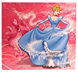 Cinderella Musical Birthday Greeting Card with Lights