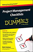 Project Management Checklists For Dummies Front Cover