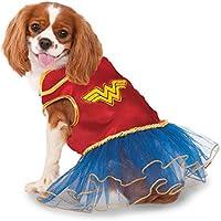 Rubies Costume Company DC Comics Wonder Woman Pet Tutu Dress