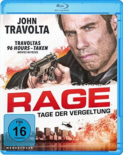 Rage - Tage der Vergeltung [Blu-ray]
