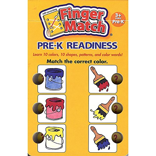 Finger Match - Pre-K Readiness - 1