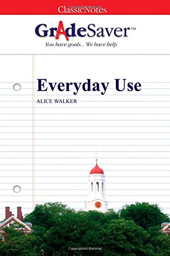 Everyday use alice walker essay