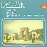 Dvorak;Piano Trios 1 & 2
