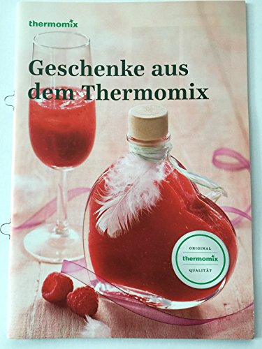 geschenke aus dem thermomix original vorwerk thermomix rezepte tm31 tm5. Black Bedroom Furniture Sets. Home Design Ideas