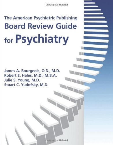 The American Psychiatric Publishing Board Review Guide for Psychiatry (Concise Guides) (Psychiatry Boards compare prices)