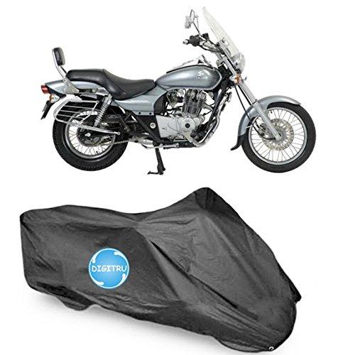 onlinescp-dg00000001-digitru-schwarz-motorrad-cover-fur-bajaj-avenger