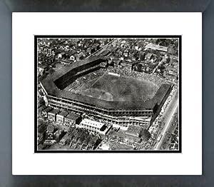 St Louis Cardinals Sportsmans Park 1926 World Series Framed Picture 8x10