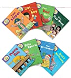 Roderick Hunt Oxford Reading Tree Read With Biff, Chip, and Kipper: Level 2: Pack of 8