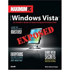 Maximum PC Microsoft Windows Vista Exposed
