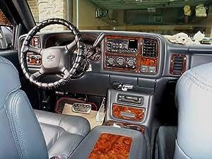Amazon Com Chevrolet Chevy Tahoe Interior Wood Dash Trim