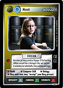 Star Trek Ccg 1e The Borg Mezoti 109r+