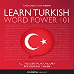 Learn Turkish - Word Power 101    Innovative Language Learning