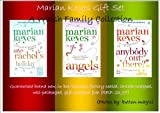 MARIAN KEYES GIFT SET - A Walsh Family Collection : 3 books included: 1) Rachel's Holiday 2) Angels 3) Anybody Out There (RRP: 23.97) Marian Keyes