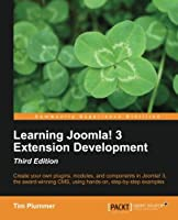 Learning Joomla! 3 Extension Development, 3rd Edition Front Cover