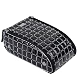 MODA Women's Shoe Bag - Black/Silver