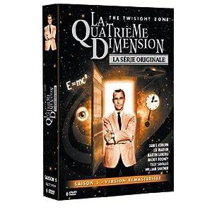 La Quatrième dimension (La série originale) - Saison 5 [Édition remaster