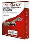 Ford Galaxy CD Radio Stereo Kabelbaum Adapter führen Loom ISO-Konverter Draht