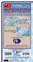 Bermuda Adventure & Dive Map & Guide - Waterproof Map