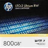HP C7973A 400/800GB LTO-3 Ultrium Re-Writeable Data Cartridge