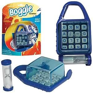 Boggle Carabiner Keychain