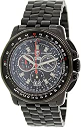 Luminox Men's 9272 F-22 Raptor 9200 Series Black Titanium Watch